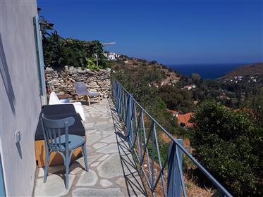 Μονοκατοικία στις Στενιές με θέα θάλασσα