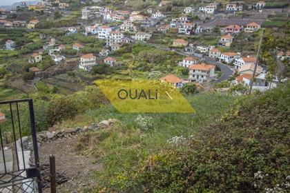 Rustikales Land von 3132m2, in Ribeira Brava gelegen, €220.0...