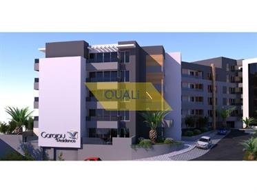 Wohnung T1 + 1 zum Verkauf in Garajau - Caniço, eingefügt in die Garajau Residenz - Madeira Insel