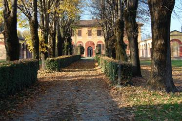 Half Historical Villas 25km from Milan City