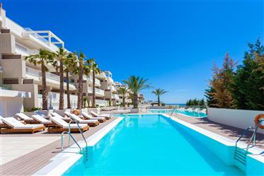 Modern Appartments And Villas With Panoramic Sea Views