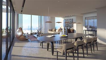 Mini Penthouse De Luxe Au Nord De Yafo