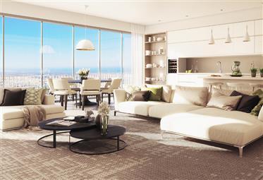 Magnifique Penthouse Neuf à Herzliya