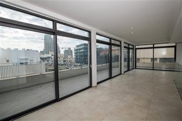 Penthouse Rue Mendeli Tel Aviv  A Vendre