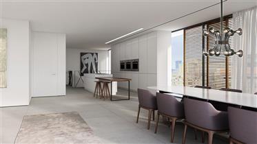 Mini Penthouse with Full Sea View - Hayarkon St.