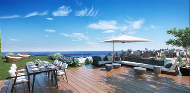 Penthouse Vue Mer Projet De Luxe