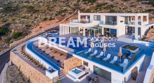 (Προς Πώληση) Κατοικία Βίλα    Ν. Ζακύνθου/Ελάτιο - 365 τ.μ, 4 Υ/Δ, 2.300.000€
