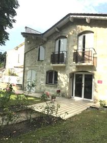 Carbon Blanc Maison en pierre T6