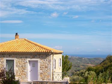 Villa -Vue Mer Magnifique-très solidement bâtie-