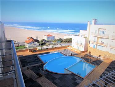 Fabuloso Apartamento Com Vista Priveligiada Para O Mar