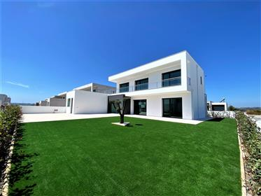 Excelente Villas En Construction De Linhes Contemporaines