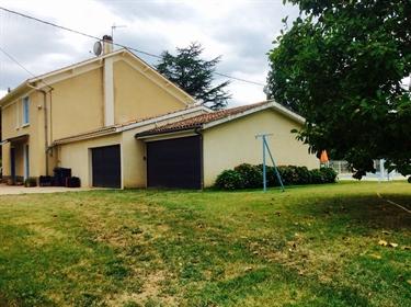 Lot Et Garonne Maison 4 Chambres Bureau Piscine