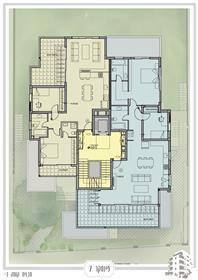 Mini Penthouse neuf  Allenby/Ben Yehuda