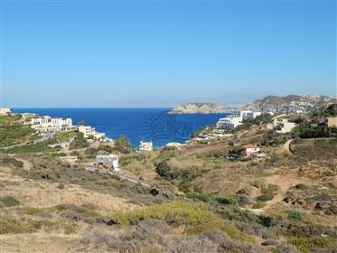 Κρήτη Ηράκλειο Αγία Πελαγία . Πωλείται παραθαλλάσιο οικόπεδο...