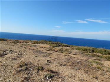 Κρήτη Ηράκλειο Αγία Πελαγία . Πωλείται παραθαλλάσιο οικόπεδο 75.500 τμ στον νομό Ηρακλείου εφαπτόμεν