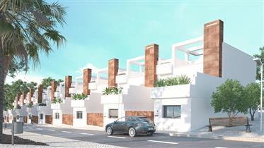 Moradia T3 em construção na Fuzeta, Algarve