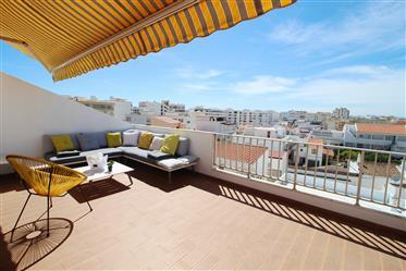 Apartamento T1 ultimo andar em Quarteira, Algarve