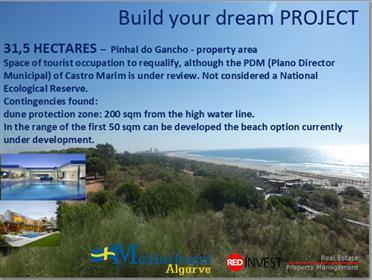 Terreno Com Praia Aeródromo Privado   - 31,5 Ha - Projeto So...