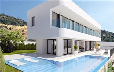 Villa Alpha Vue Sur La Mer Finestrat
