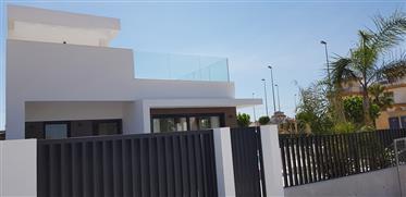 Villa moderna Lo Grané en La Marina