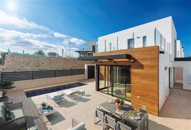 Maison moderne sur la Finca Golf à Algorfa