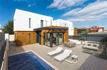 Casa Moderna En La Finca Golf en Algorfa