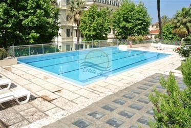 Elegante appartamento in vendita a Bordighera.