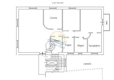 In vendita Bordighera, zona centro ,attico signorile