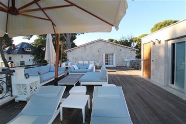 Luxury villa close to Monaco.