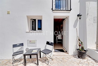 Lovely renovated two bedroom townhouse in Paderne