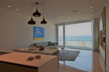 Luxury apartment on the first sea line - 3 rooms