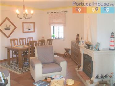 Apartamento T3 de qualidade superior na praia de São Martinh...