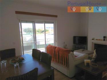 Apartamento T3 em Nazaré próximo da praia.