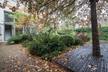 Maison-Loft avec jardin et toit-terrasse