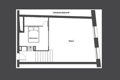 Contemporary flat near Beaubourg