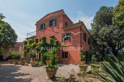 Villa Infinito is a prestigious and ancient property for sale, dating from circa 1800, whi