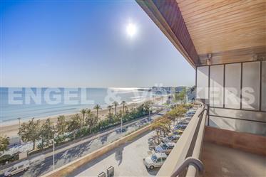 Un Balcón De Ensueño Al Mediterraneo