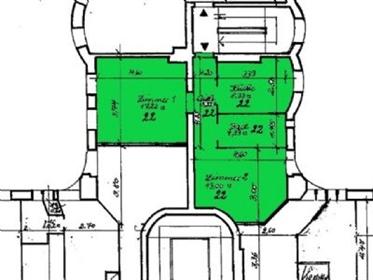 Appartement : 49 m²