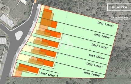 Single-family housing plot - Albergaria -a-velha