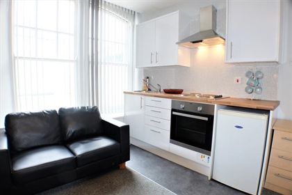 Studio flat for sale