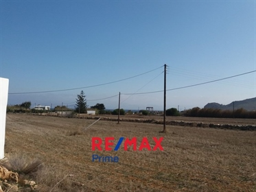 (For Sale) Land at Tsoukalia || Cyclades/Paros - 4.207 Sq.m, 105.000€