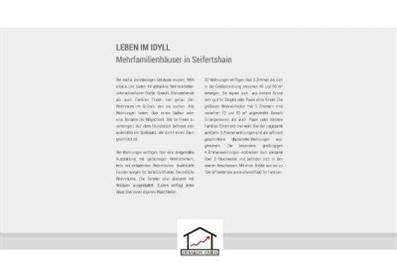 Für Kapitalanleger! | Gute Rendite! Unterschiedliche Terrassen - & Etagenwohnungen in Seifertshain b