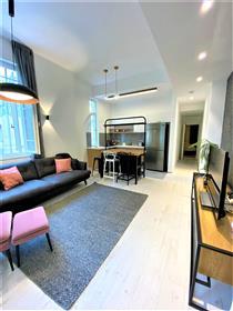 Appartement neuf dans un immeuble classé