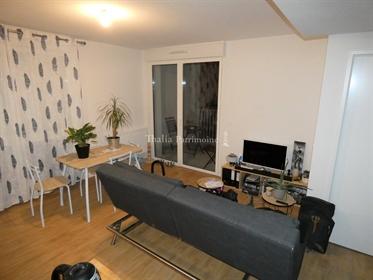 Bel appartement.