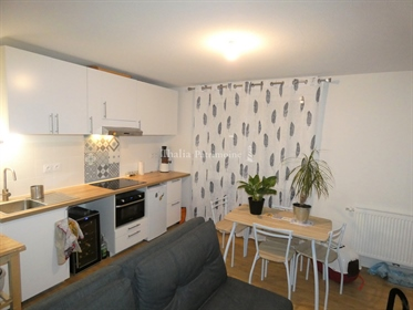 Nice apartment.