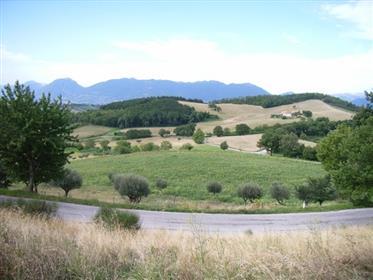 Borgo agricolo con potenzialità di recettività rurale