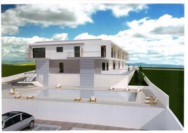 Condomínio em Construção com Vista Mar