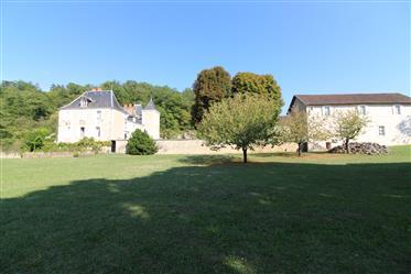 Château du XIXème siècle restauré