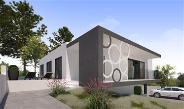 4 Ultra modern houses with green views For Sale on the Silve...