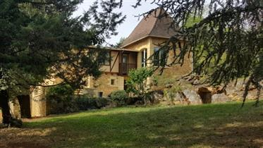 Large Villa with Expansive Grounds near Les Eyzies